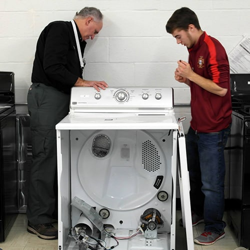 dryer repair training