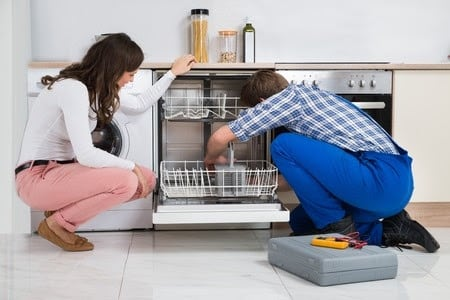 kent ohio dishwasher repair