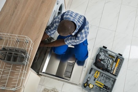cleveland dishwasher repair